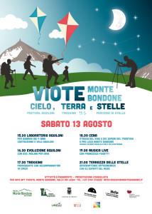 Locandina Evento Viote Monte Bondone